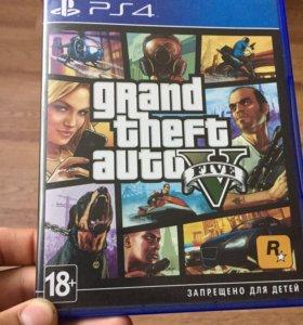 GTA 5 для пс4