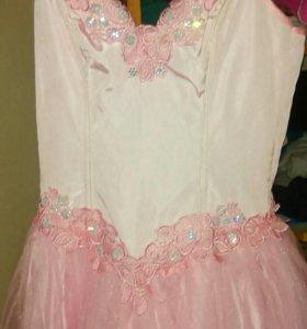 Бальное платье!