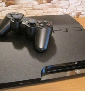 SonyPlaystation 3 slim 320 gb.