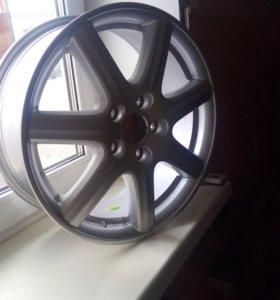Литые диски Honda r17 новые