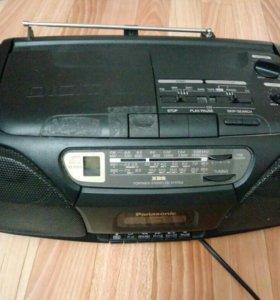 Аудиомагнитола Panasonic