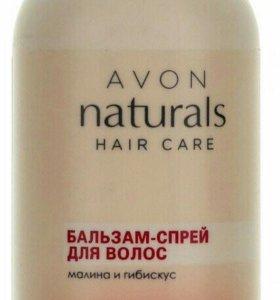 """Бальзам-спрей для волос""""малина и гибискус"""""""