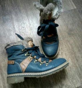 ботинки евро зима