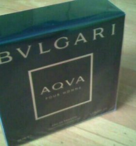 Bvlgari AQVA pour homme оригинал Срочно!