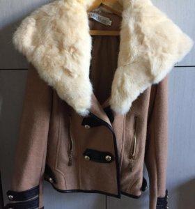 Новая осенняя куртка-пальто