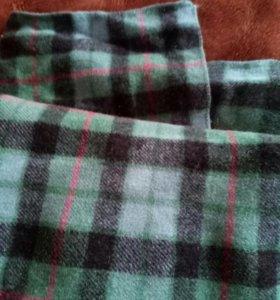 Плед , одеяло шерстяное