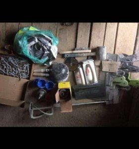Инструменты и строительные материалы