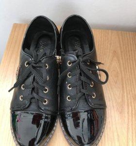 Туфли демисезонное