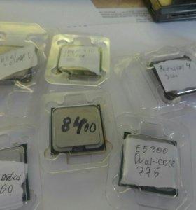 Процессоры сокет 775
