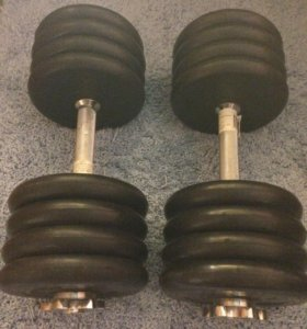 Гантели разборные 22 кг