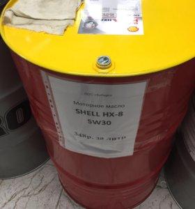 Масло Shell hx-8 5w30 на розлив