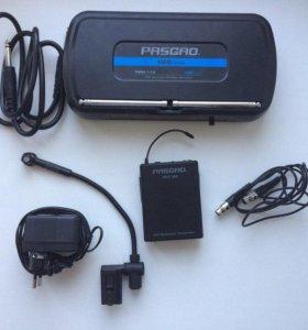 Микрофон AKG c516ML и Pasgao PAW110+PBT305