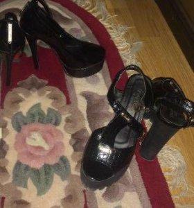 туфли и босоножки