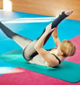 Индивидуальные и групповые занятия Pilates