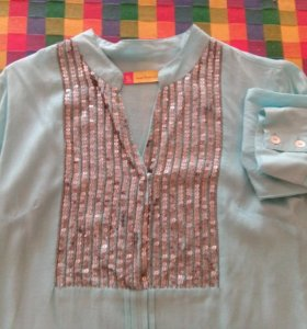 Блузка из индийского магазина