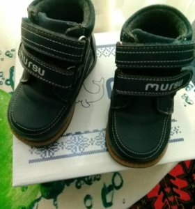 Ботинки детские 21 р новые