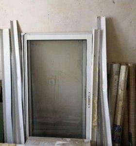 Окна на роликах для лоджии 76&146