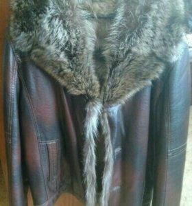 Куртка зимняя 54р