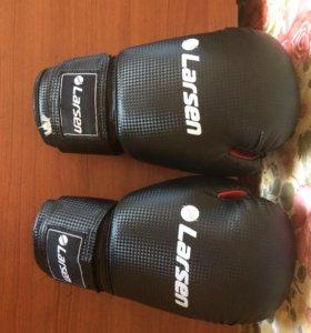 Боксёрские перчатки Larsen