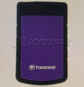внешний HDD 2.5 микро USB емкость - 1 Tb