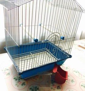 Клетка для птички/птичек 🐥