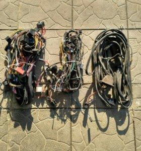 Проводка на газель комплект
