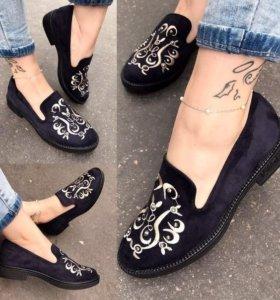 Туфли новые 36 размер.