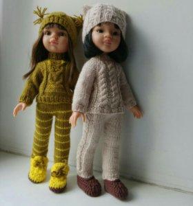 Одежда ручной работы для кукол Paola