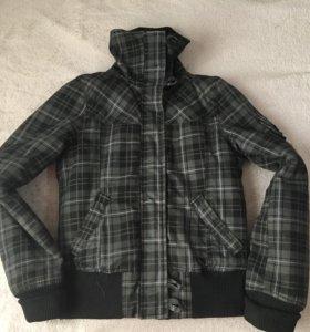 Оочень тёплая куртка