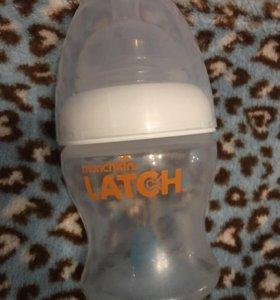 Бутылочка Munchkin LATCH антиколик 125мл