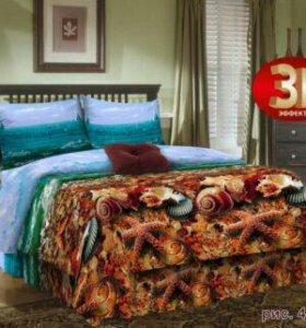 Комплект постельный семейный