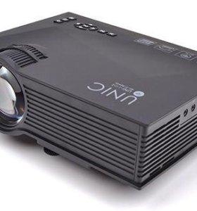 LCD LED проектор UNIC UC46 (новый)