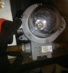 Светильник взрывозащищенный Нип 25-100