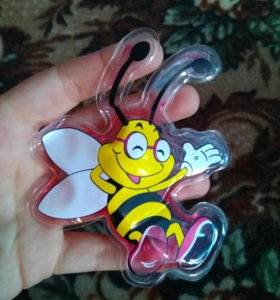 Шампунь пчелка