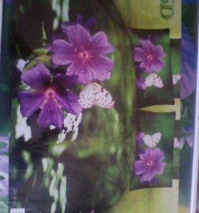 Бамбуковое постельное белье в упаковке с 3D