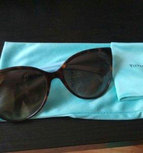 Очки от Tiffany
