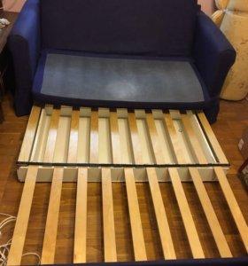 Продам диван -кровать икея