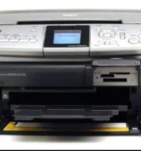Принтер epson RX700