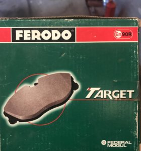 Ferodo TAR527B Колодки тормозные