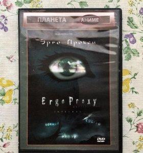 Аниме Ergo Proxy