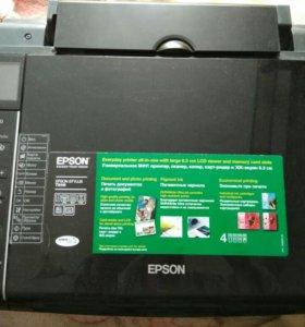 МФУ Epson Stylus TX410