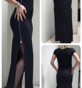 Платье новле