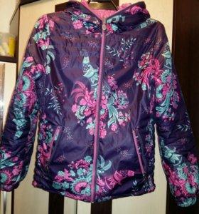 Куртка для беременных двухсторонняя б/у