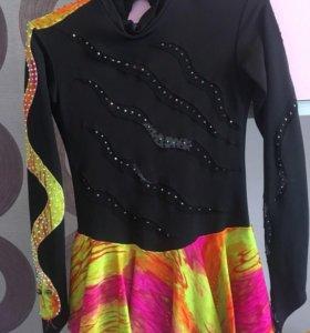 Платье для выступления (Фигурное катание)