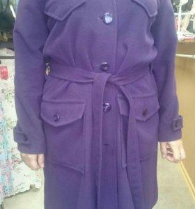 Демисеонное пальто