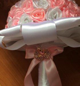 Свадебный букет дублёр