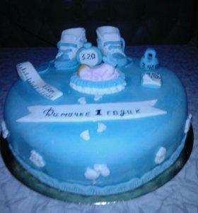 Тортики, пирожнык