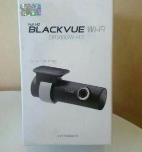 Видеорегистратор BlackVue DR500GW-HD