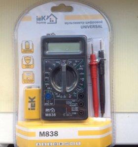 Мультиметр М-838