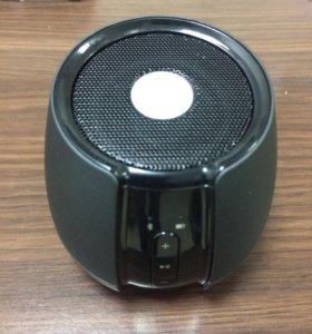 Портативная Bluetooth колонка hp s6500